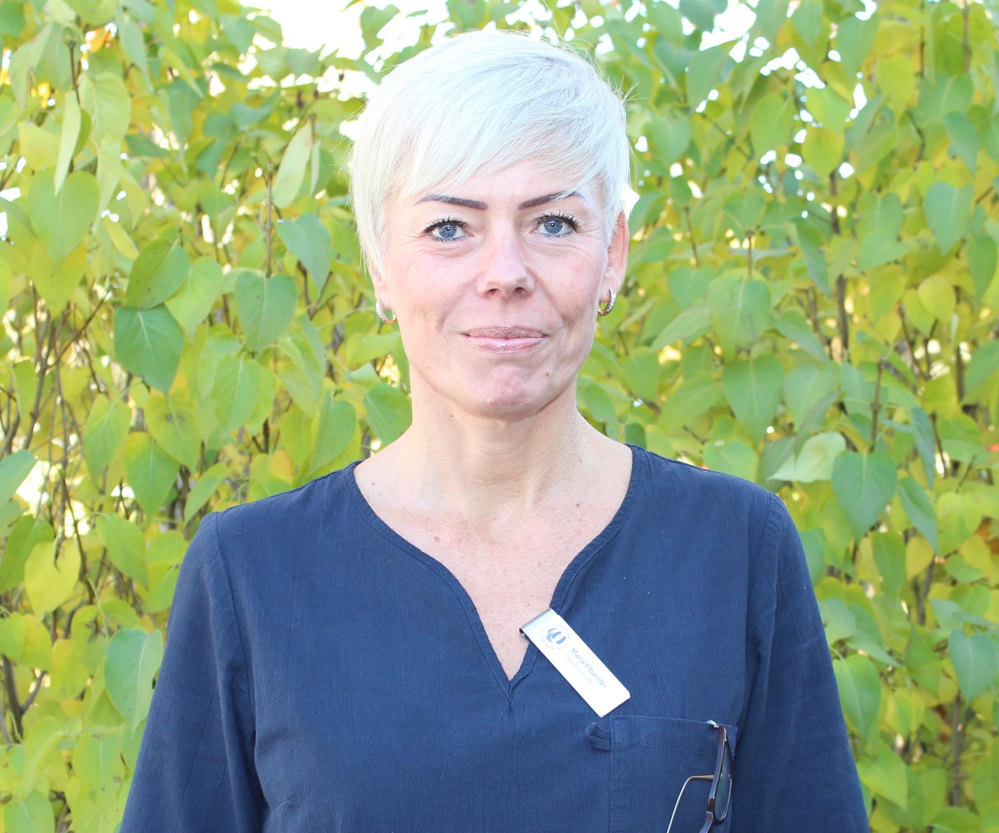 Maria Elbander